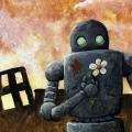 robot-flower