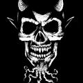 Satyr Skull Logo